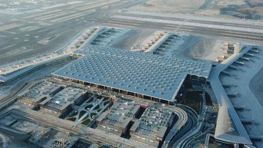 Yeni havalimanına ulaşım başlıyor