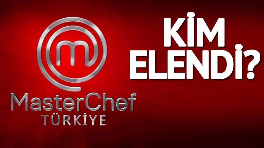 MasterChef Türkiye'de kim elendi? MasterChef'e veda eden isim şaşırttı…
