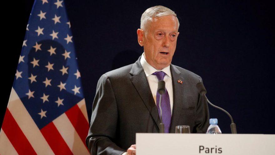 Pentagon'da zehirli mektup alarmı: Hedefte Savunma Bakanı var