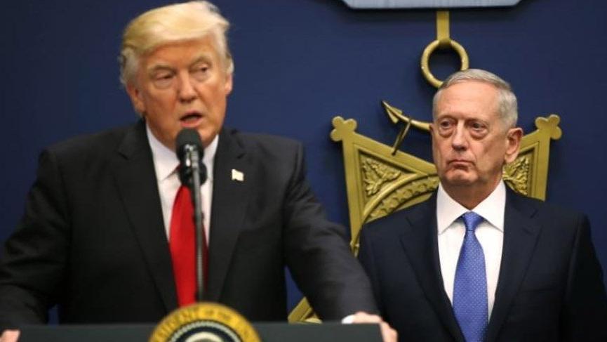 Trump kabinesinde bir çatlak daha! Mattis ayrılabilir