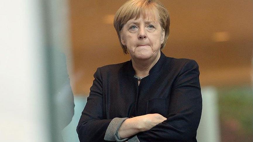 Merkel'den bir ambargo açıklaması daha