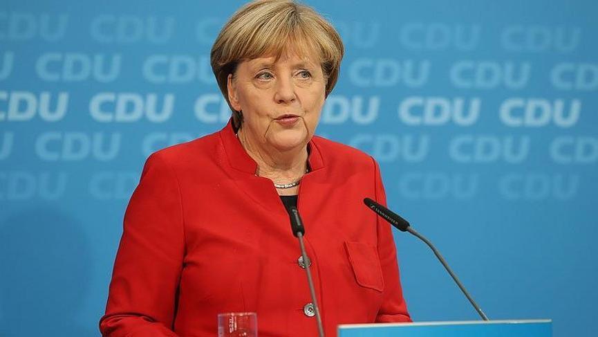 Merkel'den Kaşıkçı açıklaması