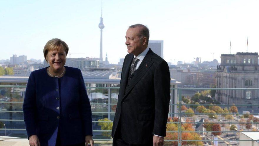 Alman basını Erdoğan'ı konuşuyor! 8.7 milyon euro…