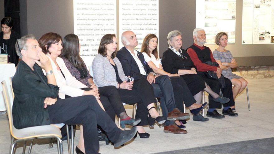 Akdeniz Mimar Sinan Ödülleri sahiplerini buldu
