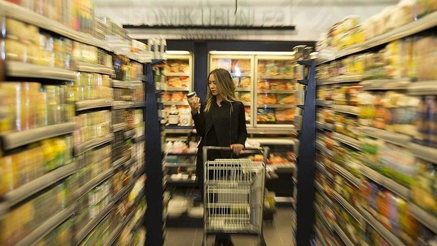 Mutfak enflasyonu yüzde 50'yi aştı