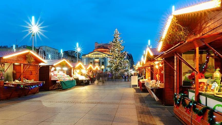Seyahatseverlerden 'Noel Pazarları' turuna yoğun ilgi