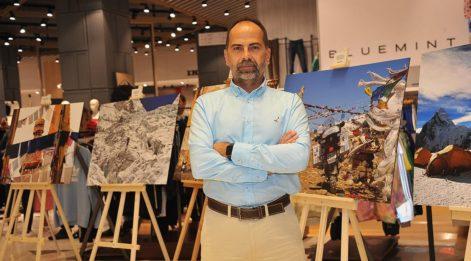 Nasuh Mahruki 50. yaşını 'Hayatınız En Büyük Maceranız Olsun' sergisiyle kutluyor
