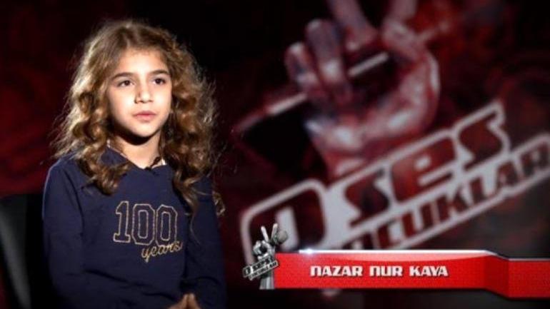 O Ses Çocuklar yarışmacısı Nazar Nur Kaya vefat etti