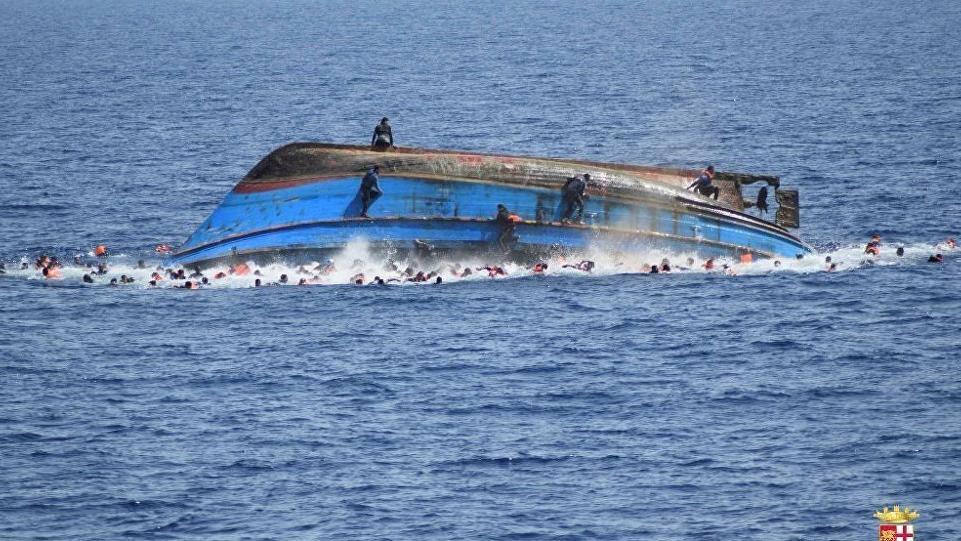 Nijerya'da tekne faciası... Onlarca kişi kayıp