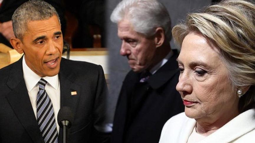 ABD'de eski liderlere bombalı paket gönderildi - Dünya haberleri