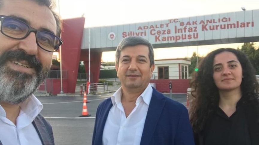 Ömer Kavili serbest bırakıldı