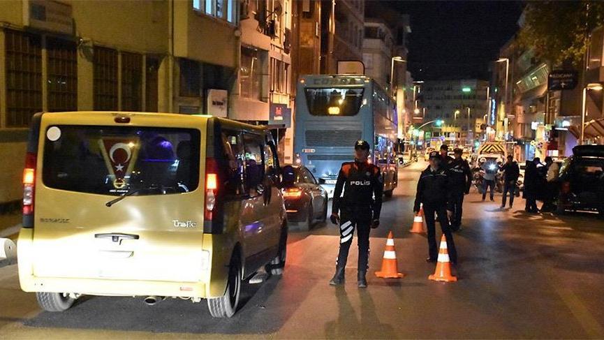 İstanbul'da bin 350 polisle dev operasyon