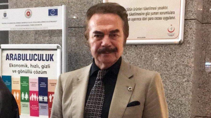 Orhan Gencebay'dan kendisine hakaret edenlerle ilgili savcılığa suç duyurusu