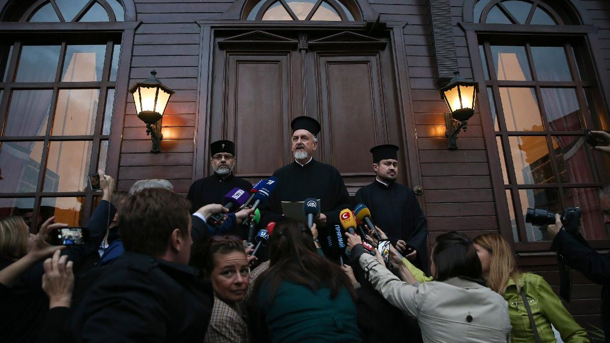 Fener Rum Patrikhanesi'nden Rusya'yı kızdıran karar: Felaket