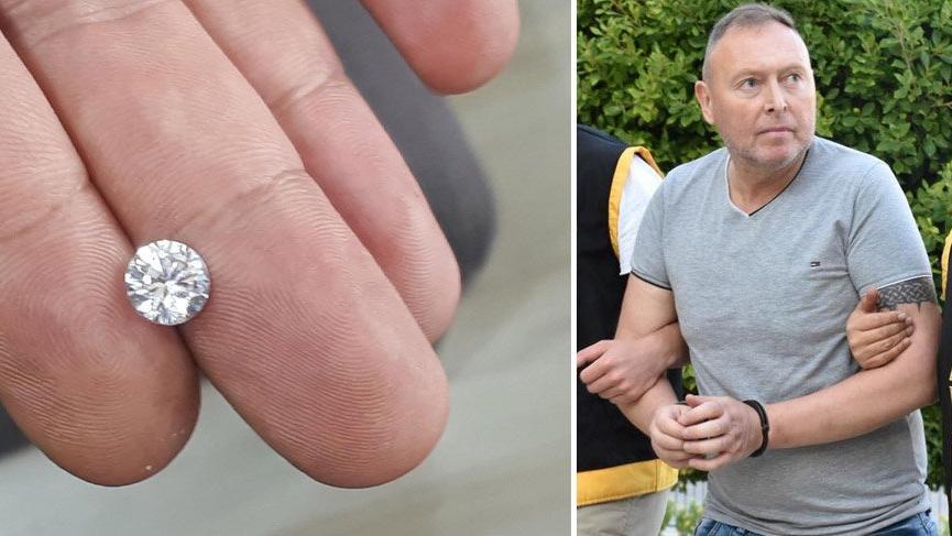 İrlandalı turistin yuttuğu yüzük çıkartıldı