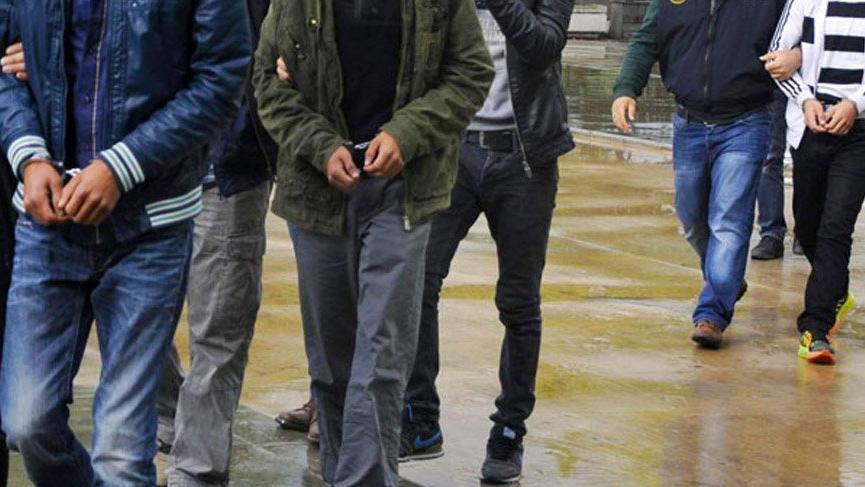 Ankara'da polis tarafından yapılan uygulamalarda 1510 kişi yakalandı
