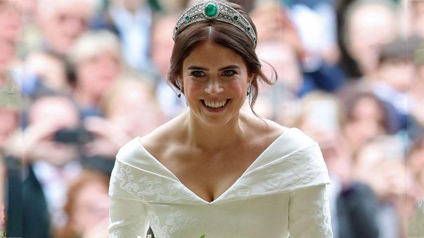 BBC kanalı kraliyet düğününü anlatırken büyük bir gafa imza attı