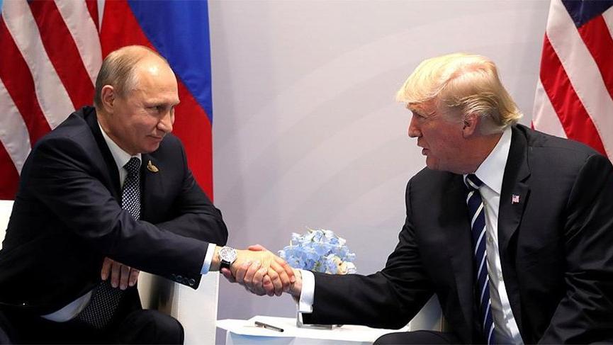 Boks ringine çıksak Putin'i yenebilirim!