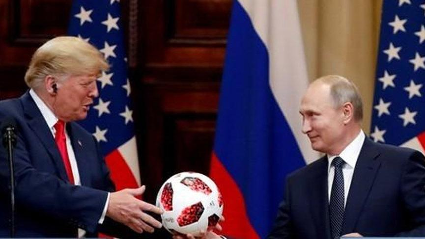 Rusya lideri Putin, ABD'ye davet edildi