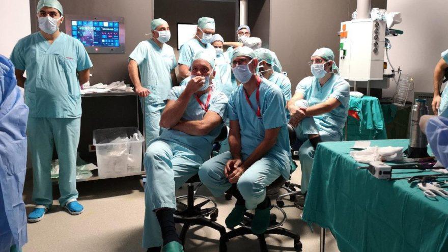 Türk profesörün ameliyat tekniği Avrupa'da yayılacak