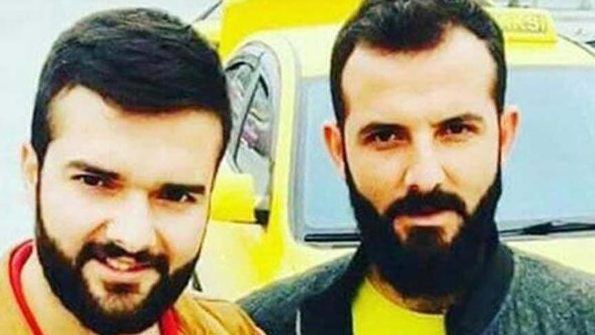 Taksici kardeşlerin katili sahte kimlikle yakalandı