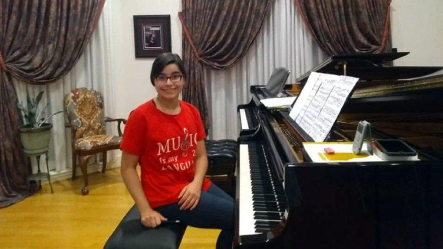 Dahi piyanist Elif Işıl ABD'de finale kaldı