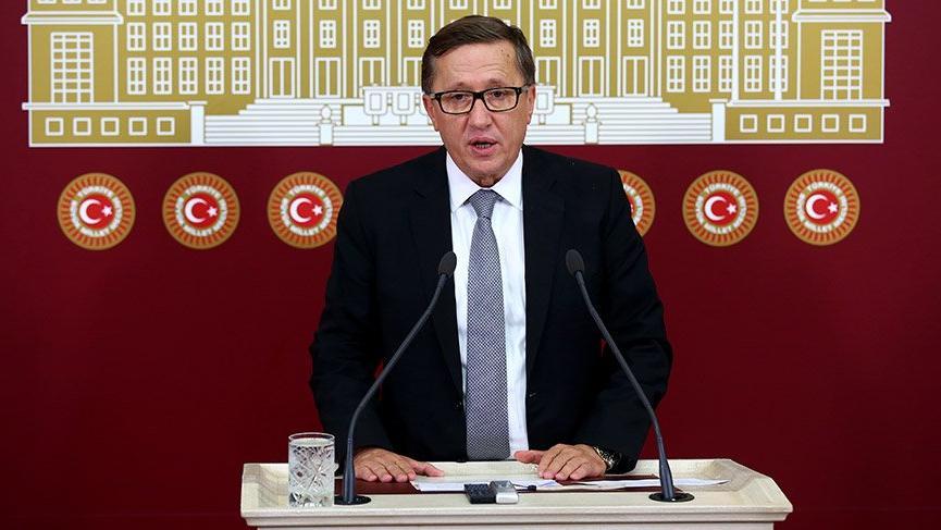 İYİ Partili Türkkan: Türk savunma şirketlerinin yabancı ülkelere altın tepsi ile sunulmasına engel getirilmelidir