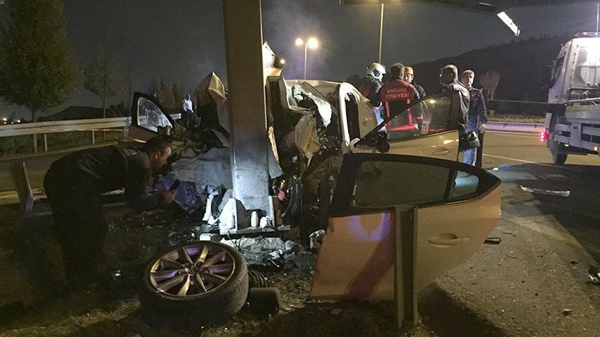 Aynı aileden 4 kişi trafik kazasında yaşamını yitirdi!