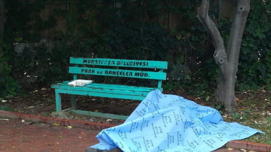 Çocuk parkında şüpheli ölüm! Yemeği yarım kaldı…