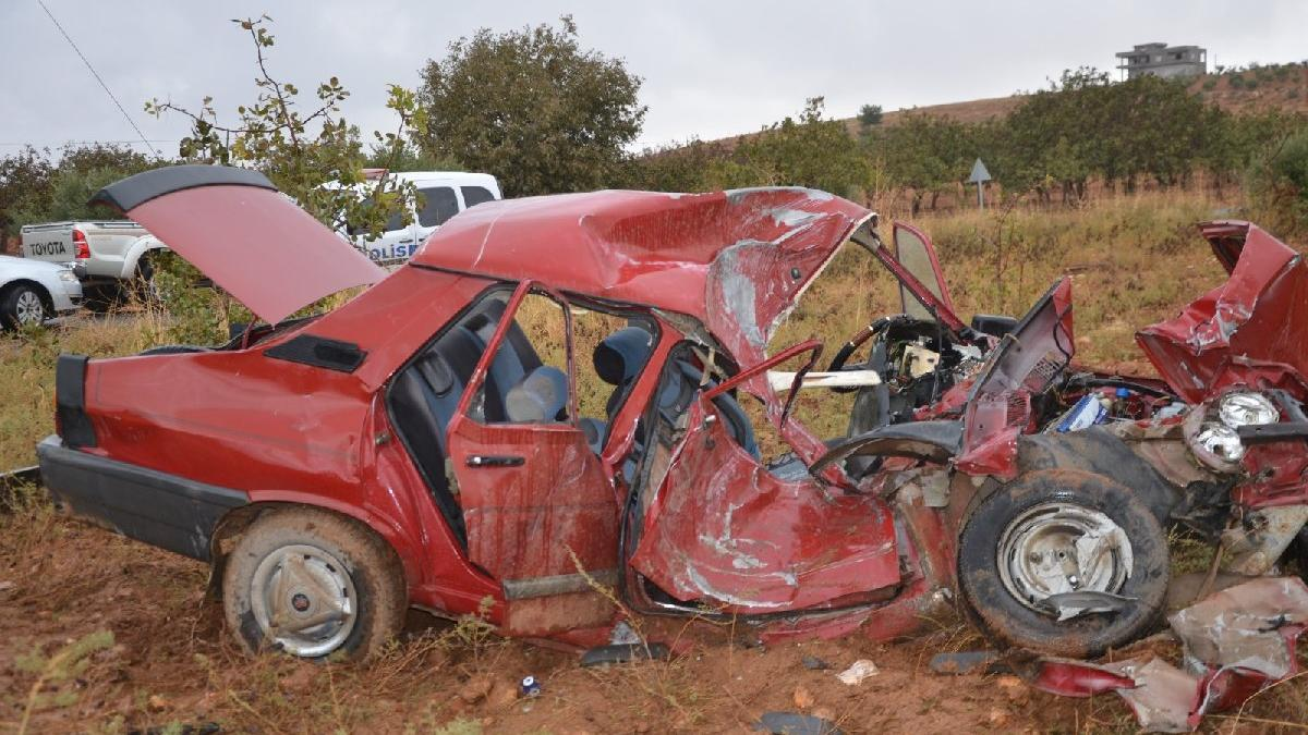 Şanlıurfa'da feci kaza: Biri bebek, üç kişi öldü