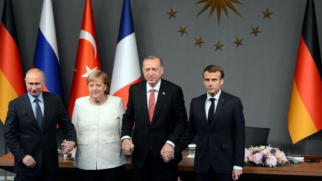 İstanbul Zirvesi'nin perde arkası! Esad'ın düşürülmesi için...