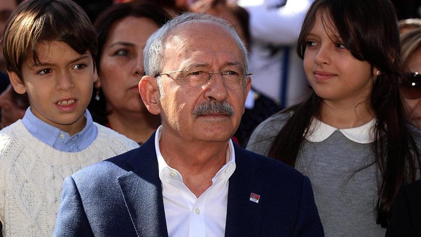 Kılıçdaroğlu'ndan 'Cumhuriyet Bayramı' mesajı