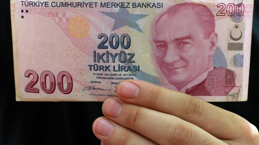 200'lük banknotun alım gücü 58 TL'ye düştü