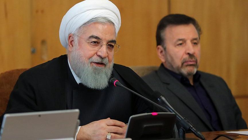 Ruhani: İran petrolü konusunda hiçbir hedefinize ulaşamayacaksınız