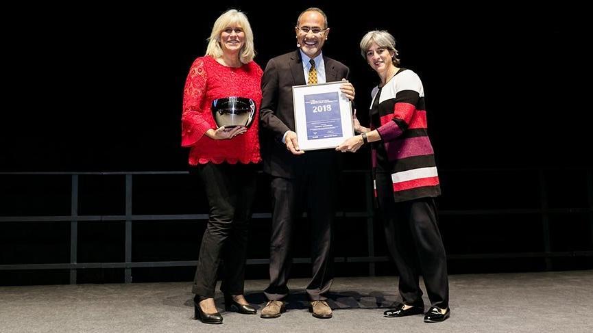 Diyabet Mükemmelliyet Ödülü'nün bu yılki sahibi Prof. Dr. Gökhan Hotamışlıgil oldu