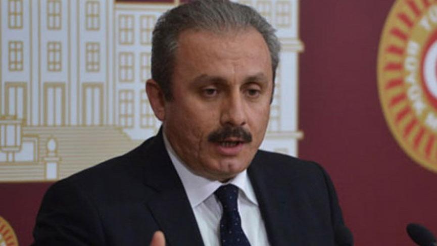 TBMM'ye 'Külliye' diyen AKP'li Şentop: İstediğim gibi konuşurum