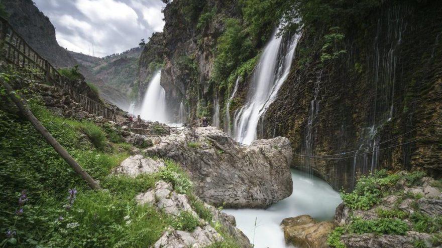 Kayseri gezilecek yerler: Dünyanın en yüksek şelalerinden Kapuzbaşı ve Kayseri…