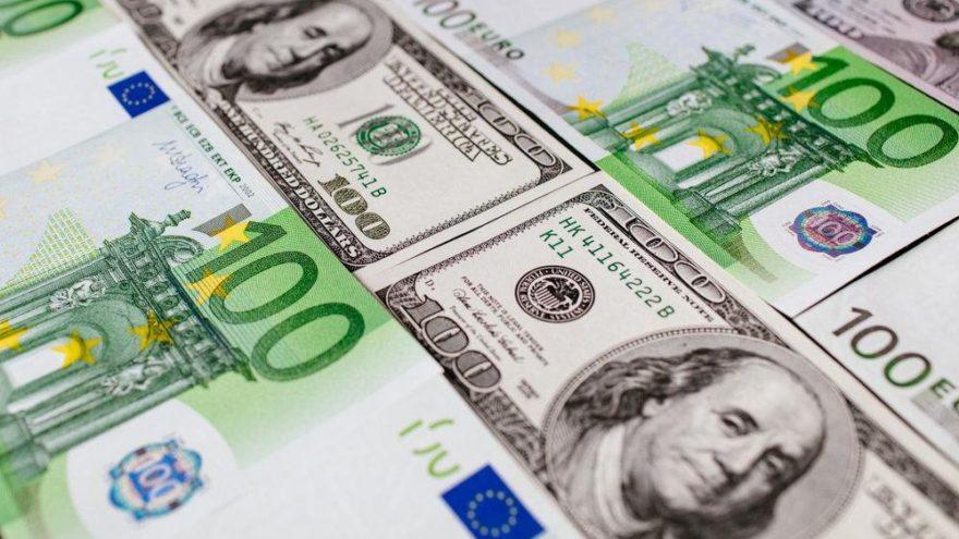 Dolar sattık euro aldık