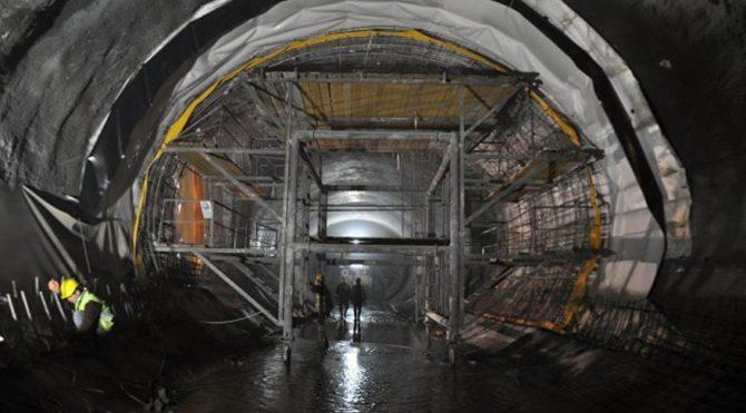 Dudullu-Bostancı hattının tünellerini yapan şirket konkordato istedi