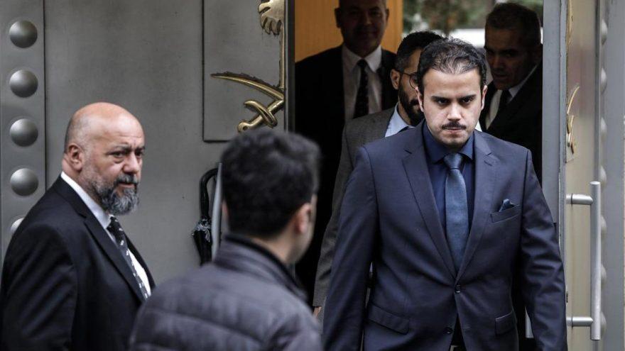 Suudi gazeteci Kaşıkçı için bugün inceleme yapılacak