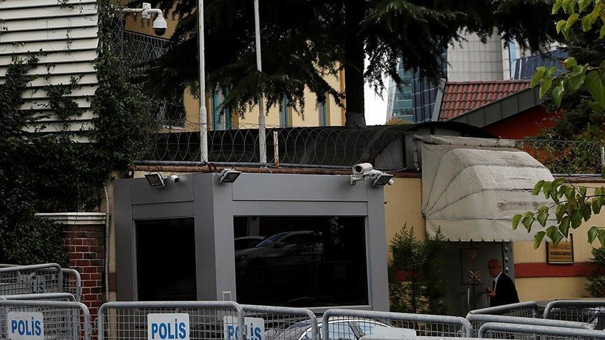 İstanbul'daki Suudi konsolosluğunda ilginç ayrıntı