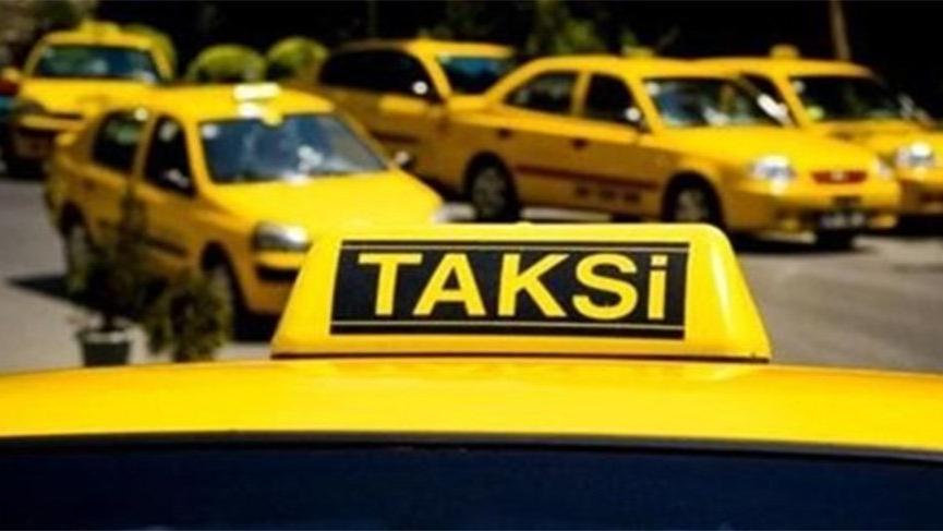 10 kilometrelik mesafeden 213 TL alan taksici şimdi yandı