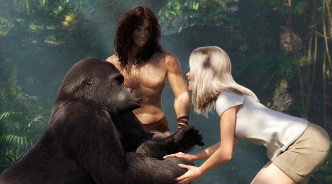 19 Ekim Hadi ipucu sorusu: Tarzan'ın birlikte büyüdüğü maymunun gerçek ismi nedir