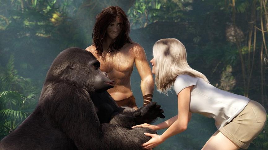 19 Ekim Hadi ipucu sorusu: Tarzan'ın birlikte büyüdüğü maymunun gerçek ismi nedir?