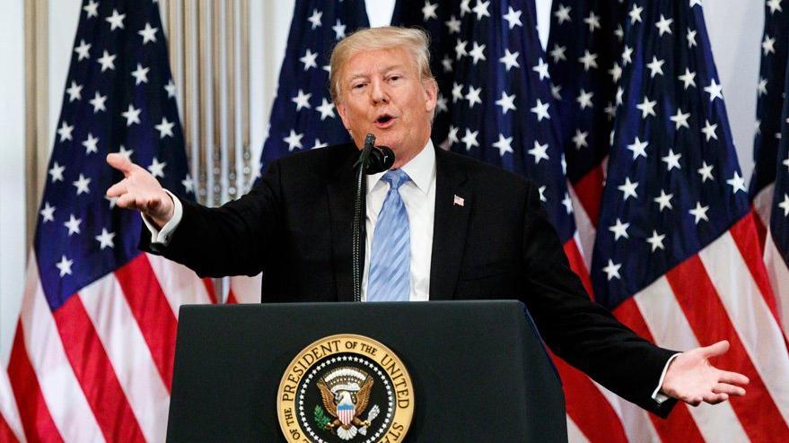 Son Dakika... Trump'tan flaş Suudi gazeteci açıklaması