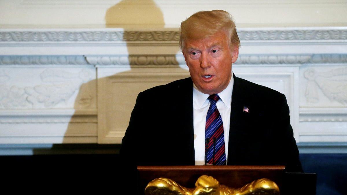 Trump'tan Kaşıkçı açıklaması