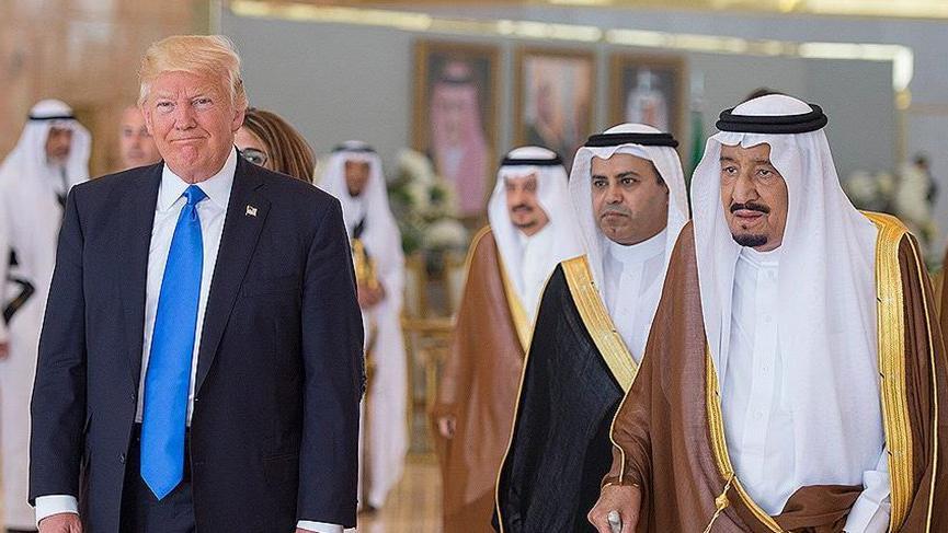 Trump, Kaşıkçı konusunda Kral Selman ile görüşecek