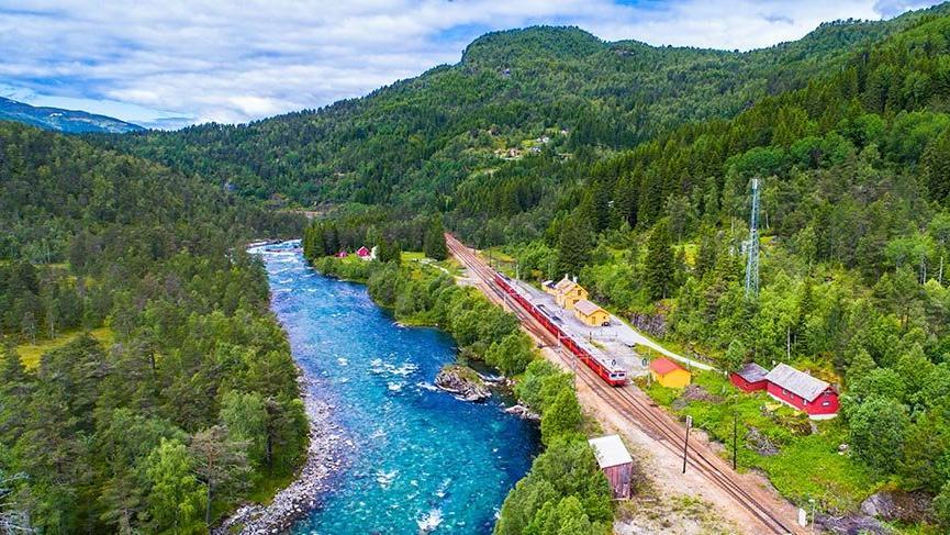 Avrupa'nın en hızlı tren rotaları