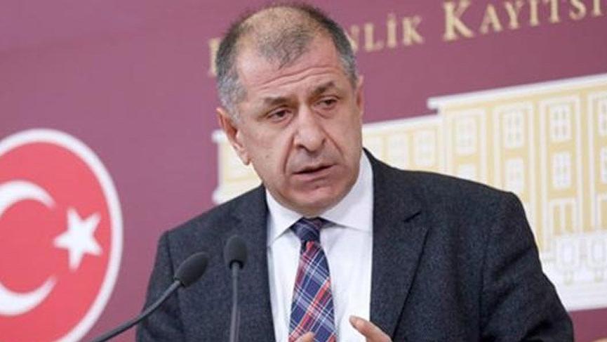 """İYİ Partili Özdağ'dan sert 'Andımız' açıklaması! """"HDP ve MHP, AKP'nin ortağı"""""""
