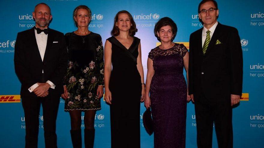 Unicef Umut Balosu'nda her çocuk için umut dilendi